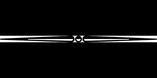 Line, Ornamental, Separator