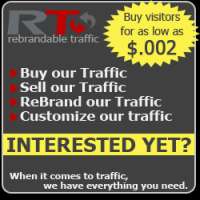 Rebrandable Traffic System, initiative of IBOToolBox